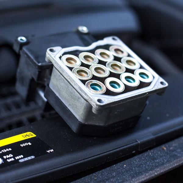 Chevrolet Matiz Bj. 2004 - 2010 ABS-ESP Steuergeräte Reparatur