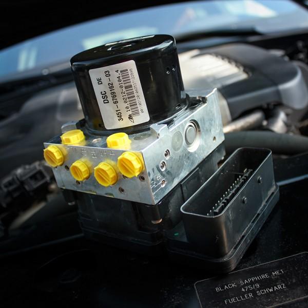 Mitsubishi Lancer Bj. 2007 - 2011 ABS-ESP Steuergeräte Reparatur